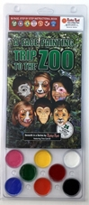 "Book Clampack ""A Trip to the Zoo"""